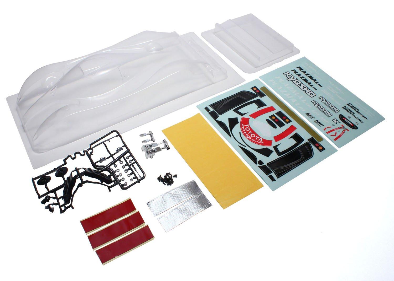 TOYOTA TS-020 Body Set Dekoration nicht PZB205 (Japan Import / Das Paket und das Handbuch werden in Japanisch)