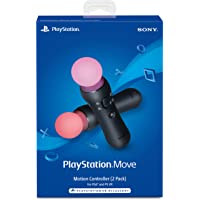 PlayStation Move Motion Controllers - Two Pack