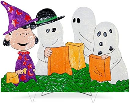 Charlie Brown Halloween Door Decorations  from images-na.ssl-images-amazon.com