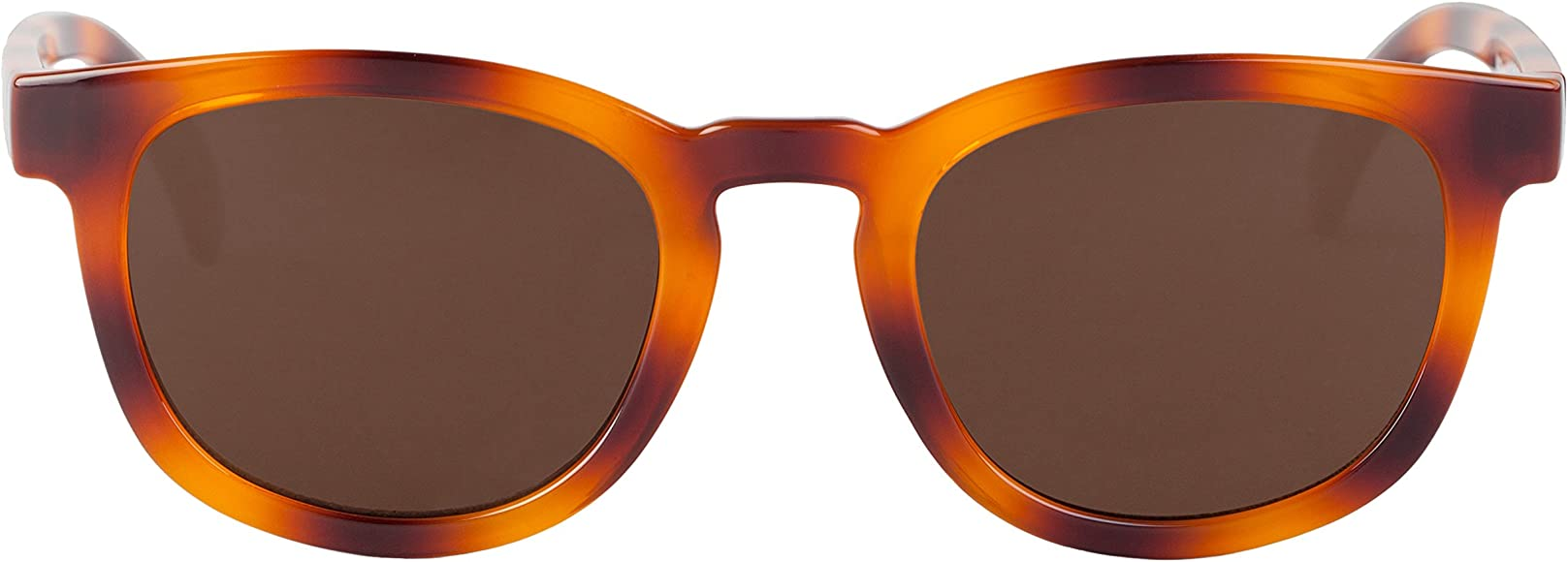 MR.BOHO, Tortoise brera with brown classical lenses - Gafas De Sol unisex multicolor (carey), talla única