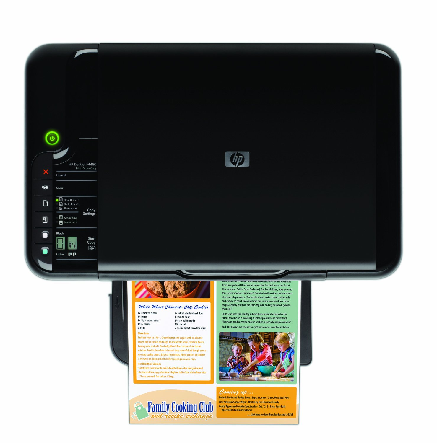 Hp deskjet f4480 all in one impresora de inyeccin de tinta cb745 a hp deskjet f4480 all in one impresora de inyeccin de tinta cb745 a b1h amazon electrnicos fandeluxe