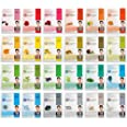 DERMAL 24 Combo Pack Collagen Essence Full Face Facial Mask Sheet - The Ultimate Supreme Collection for Every Skin Condition