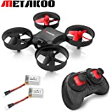Mini Drone, Metakoo M1 RC Quadcopter Toys for Kids with Altitude Hold, One Key Landing, 3D Flips and Headless Mode, Easy Fly Safe for Beginners and Children