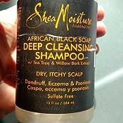Amazon.com : Shea Moisture African Black Soap Deep