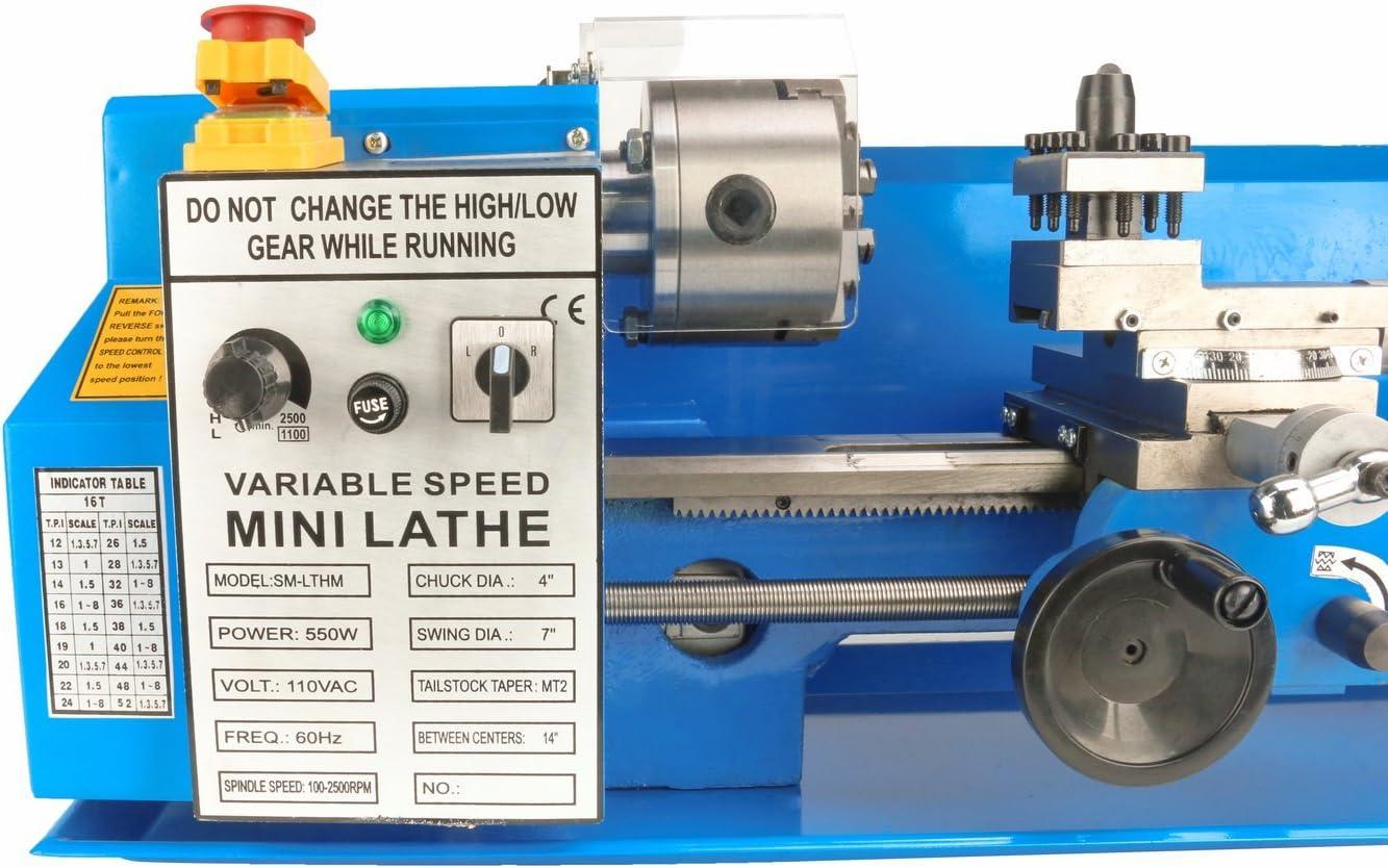 Erie Tools Mini Milling Lathe