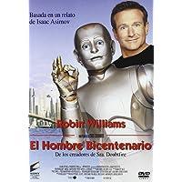 El hombre bicentenario [DVD]
