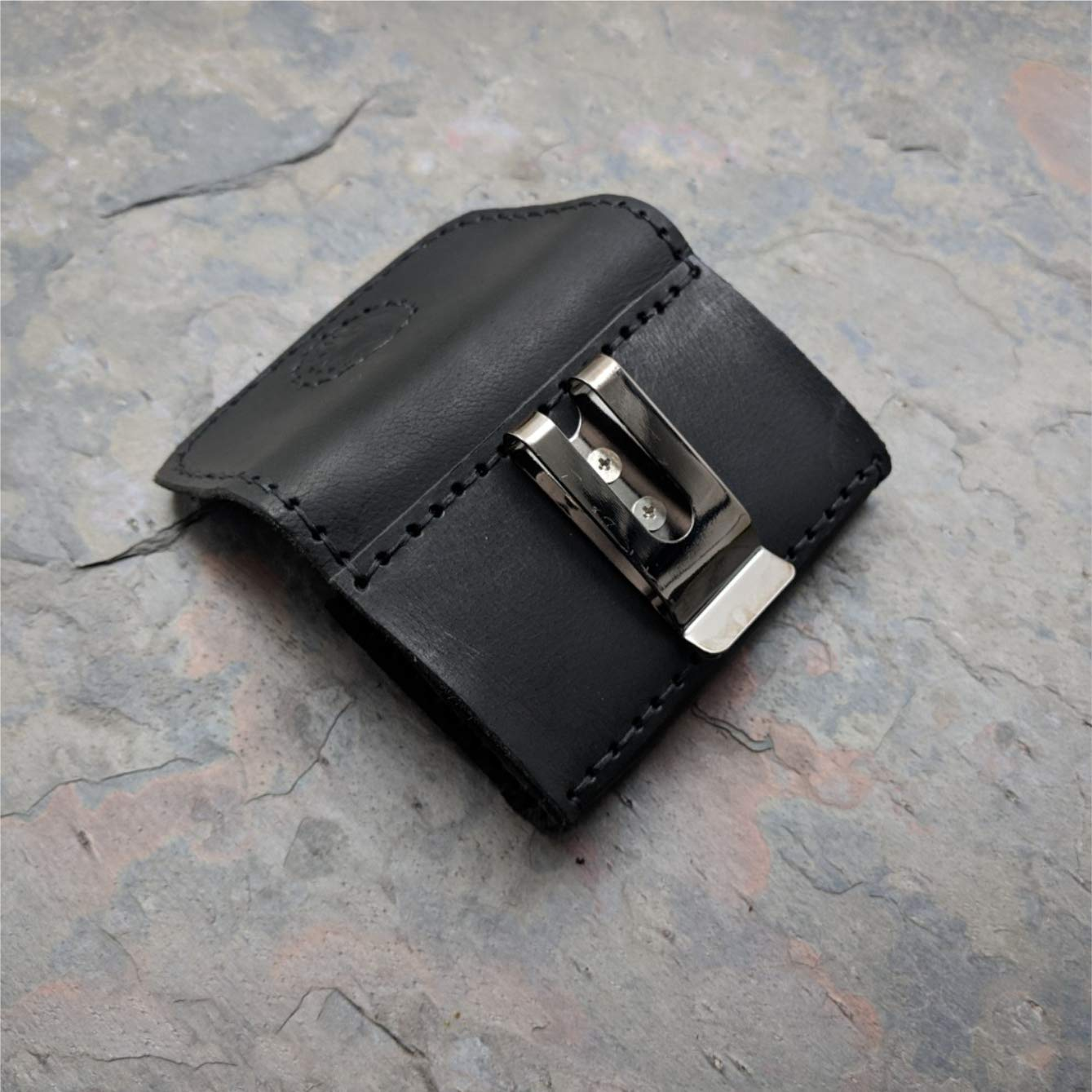 Handcrafted Leather EDC Belt Pouch