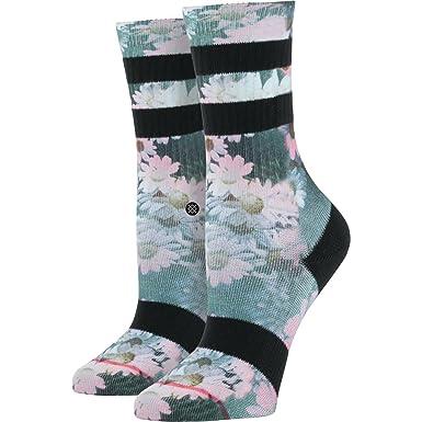 Stance Kids Dizzy Socks Youth Medium Black