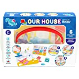 Picnmix Our House Educational and Learning Toy and Puzzle Game for 3 year olds to 7 year olds