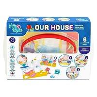 Picnmix Casa Giochi e Giocattoli Educativi per bambini di 3 anni a 7 anni