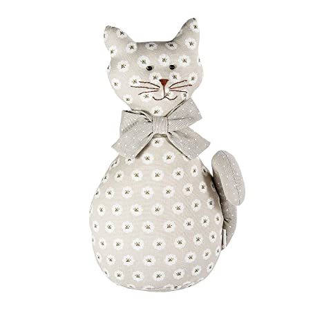 Tope de Puerta Decorativo diseño de Gato Accesorio hogar, Regalo con Gatos, Animales temática