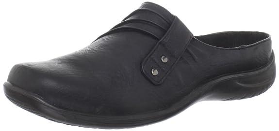 Easy Street Holly Mujer Negro Mocasines Zapatos Talla Nuevo EU 40 ...