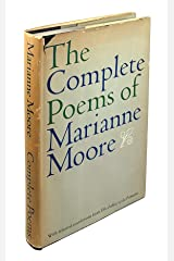 Complete Poems of Marianne Moore Hardcover