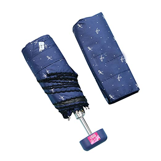 Amazon.com : NEW Creative Sun Folding Umbrella Wholesale Super Light Small Foldable Pockets Umbrellas Rain Women Parasol Kids Mini Paraguas green : Sports & ...