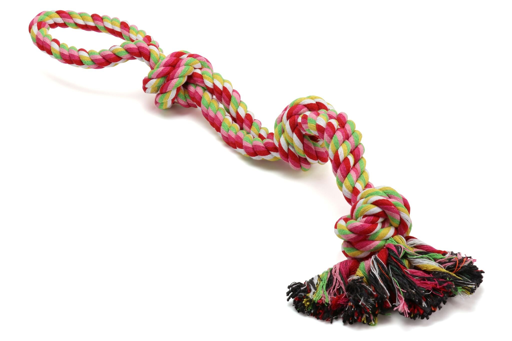 Pacific Pups Products supporting pacificpuprescue.com dog rope toys for aggressive chewers-set of 11 nearly indestructible dog toys-bonus giraffe rope toys-benefits non profit dog rescue. 9