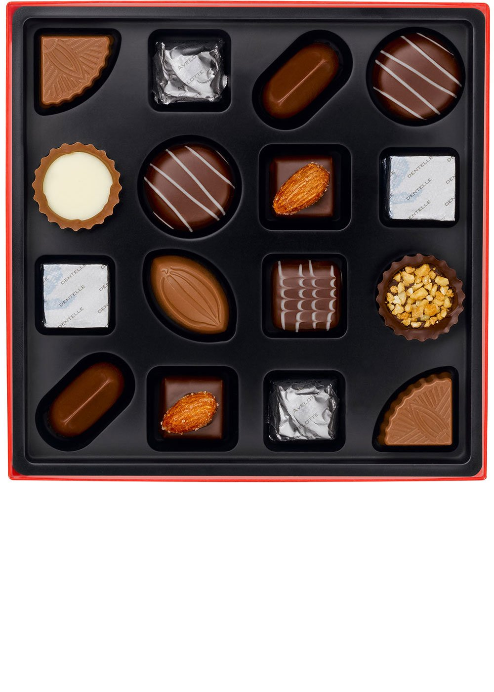 Amazon.com : CAILLER Chocolate Signature Selection, Small Box ...