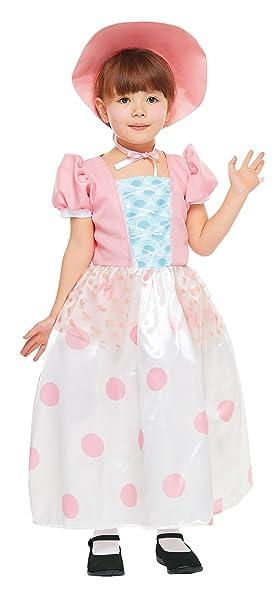 Amazon Com Disney S Toy Story Costume Bo Peep Costume Girl S