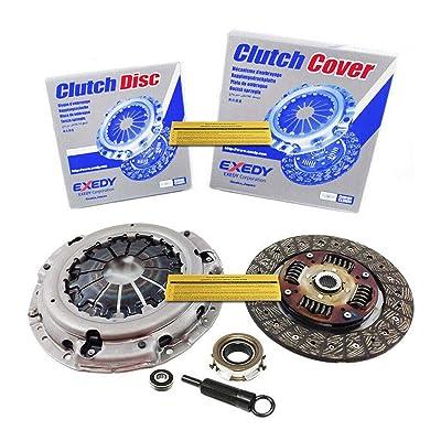 EXEDY CLUTCH KIT FOR 2020-2020 Toyota 86 13-19 SUBARU BRZ BR-Z 2.0L DOHC 4cyl: Automotive
