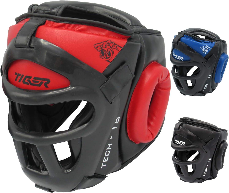 TMA ヘッドギア プロテクター ガード レスリング ヘルメット ボクシング MMA UFC ヘッドギア スパーリング レッド S/M