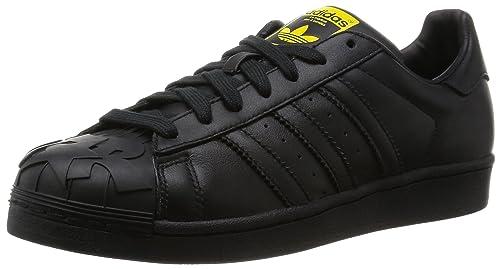 half off 16f22 963f3 adidas Superstar Pharrell S, Men's Sneakers: Amazon.co.uk ...