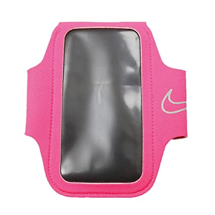 230e1b58febc Amazon.com  NIKE Lightweight Arm Band 2.0 - Pink Silver  Sports ...