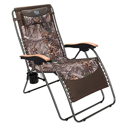 Phenomenal Timber Ridge Zero Gravity Patio Lounge Chair Oversize Xl Padded Adjustable Recliner With Headrest Support 350Lbs Camouflage Creativecarmelina Interior Chair Design Creativecarmelinacom