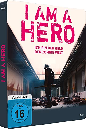 I am a Hero - Steelbook  (+ BR) [Collector's Edition]