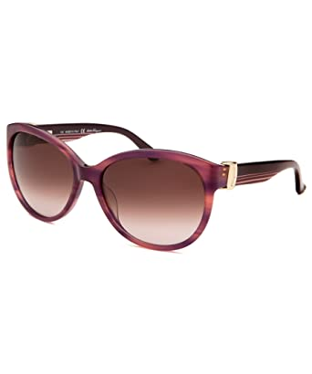 aca7519171 Image Unavailable. Image not available for. Color  Salvatore Ferragamo  Sunglasses ...