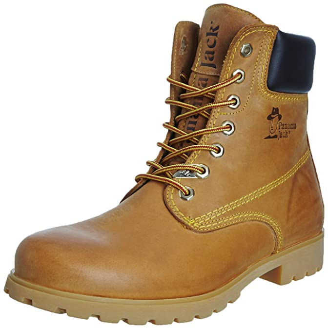 Mens Panama 03 C8 Ankle Boots Brown Braun (Cuero/Bark) Size: 44 Panama Jack Qk6cPxyXqj