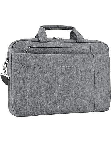 93f71ffd6f35 KROSER Laptop Bag 15.6 Inch Briefcase Shoulder Messenger Bag Water  Repellent Laptop Bag Satchel Tablet Bussiness