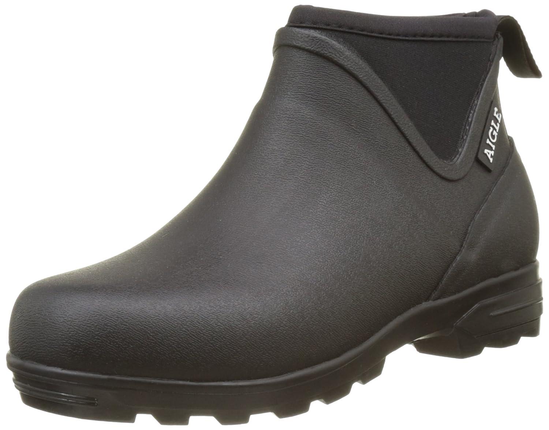 Aigle Landfor, Zapatos de Low Rise Senderismo para Mujer38 EU|Negro (Landfor)