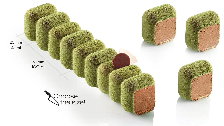 Silikomart Professional''Modular Flex Galaxy'' Silicone Mold