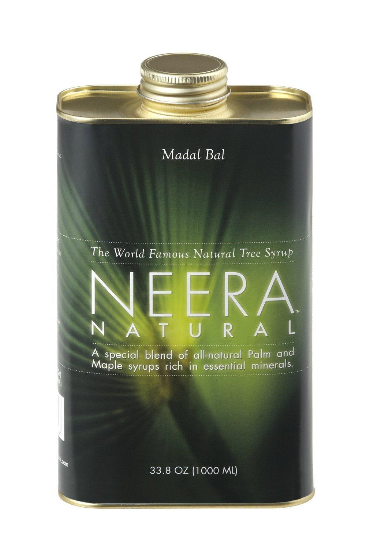 Neera Natural Madal Bal Syrup / Sirope De Savia