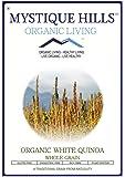 Mystique Hills - Organic Living White Quinoa (1 Kg)