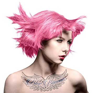 MANIC PANIC Amplified Semi-Permanent Hair Color - Cotton Candy Pink ...