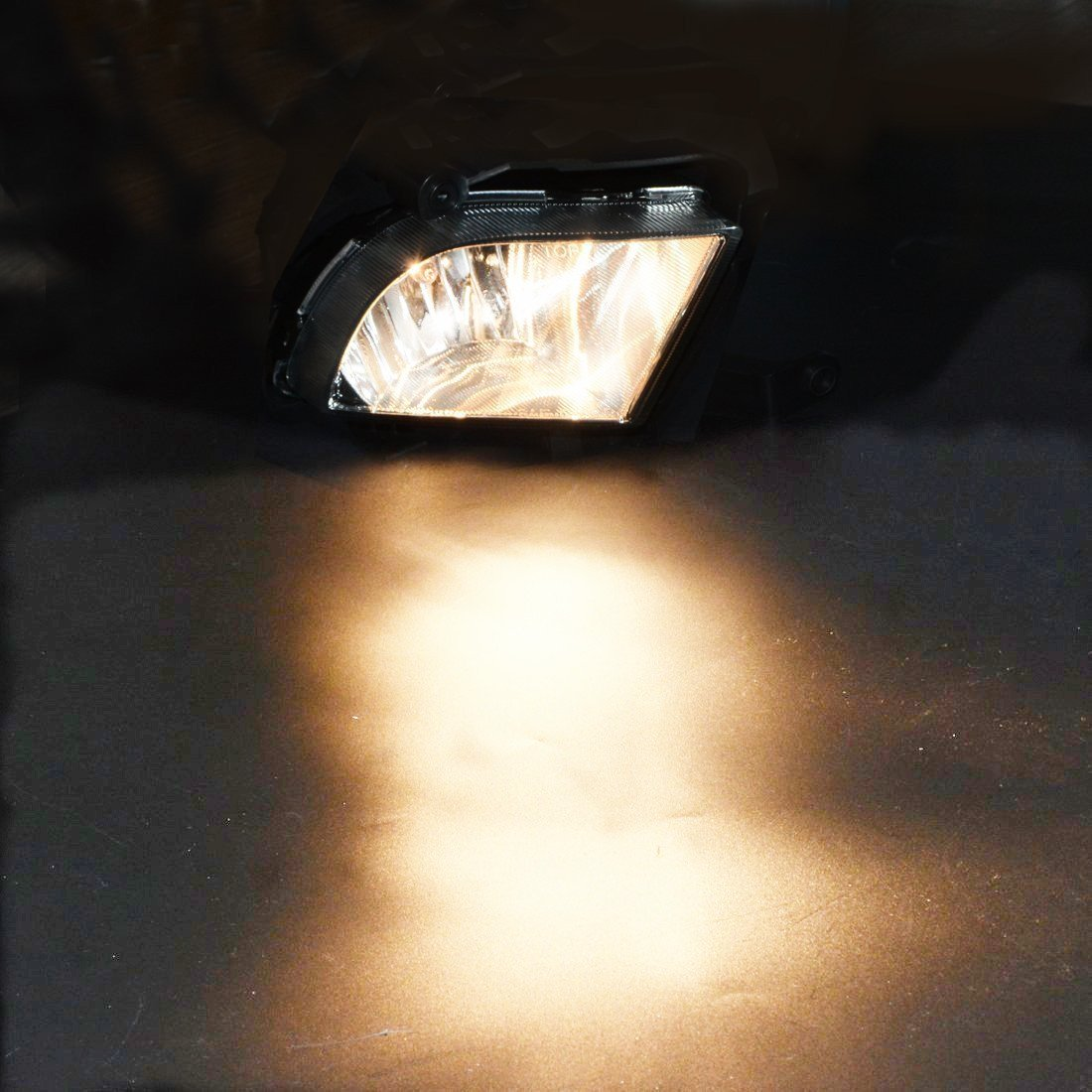 Autosaver88 Fog Lights For Kia Forte Sedan 4 Door 2010 Fuse Box 2011 2012 Oe Style 881 Halogen 12v 27w Bulbs Wiring Harness Automotive