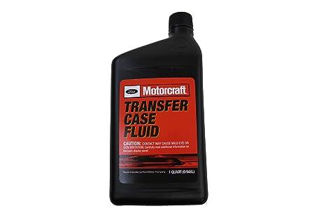 2001 ford f250 transfer case fluid