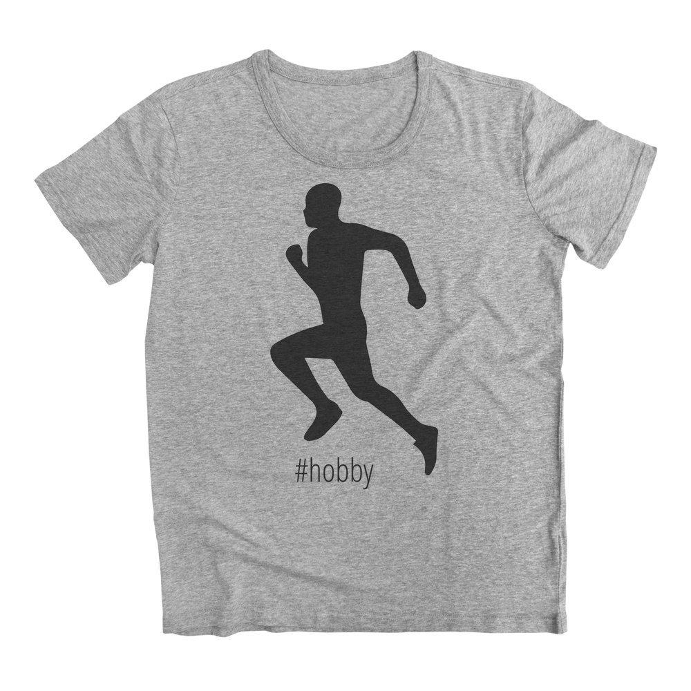 graphke Hashtag Jogging Mens T-Shirt