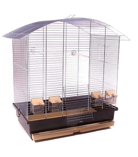 ulla60 XXL pájaro jaula Periquito Bauer kanarien grande periquitos ...