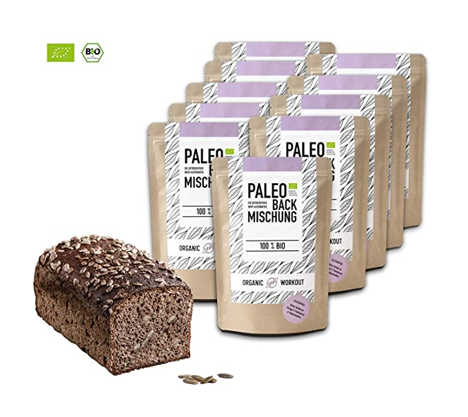 Paleo-Bread Mix: Amazon.es: Alimentación y bebidas