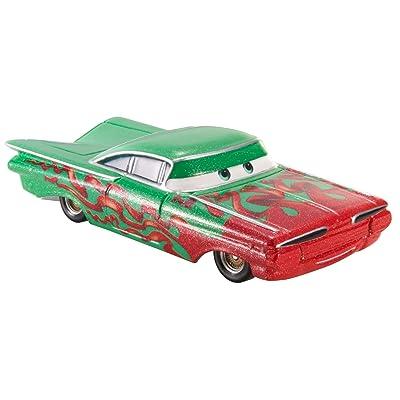 Disney Pixar Cars Holiday Cruiser Ramone Die-cast Vehicle: Toys & Games