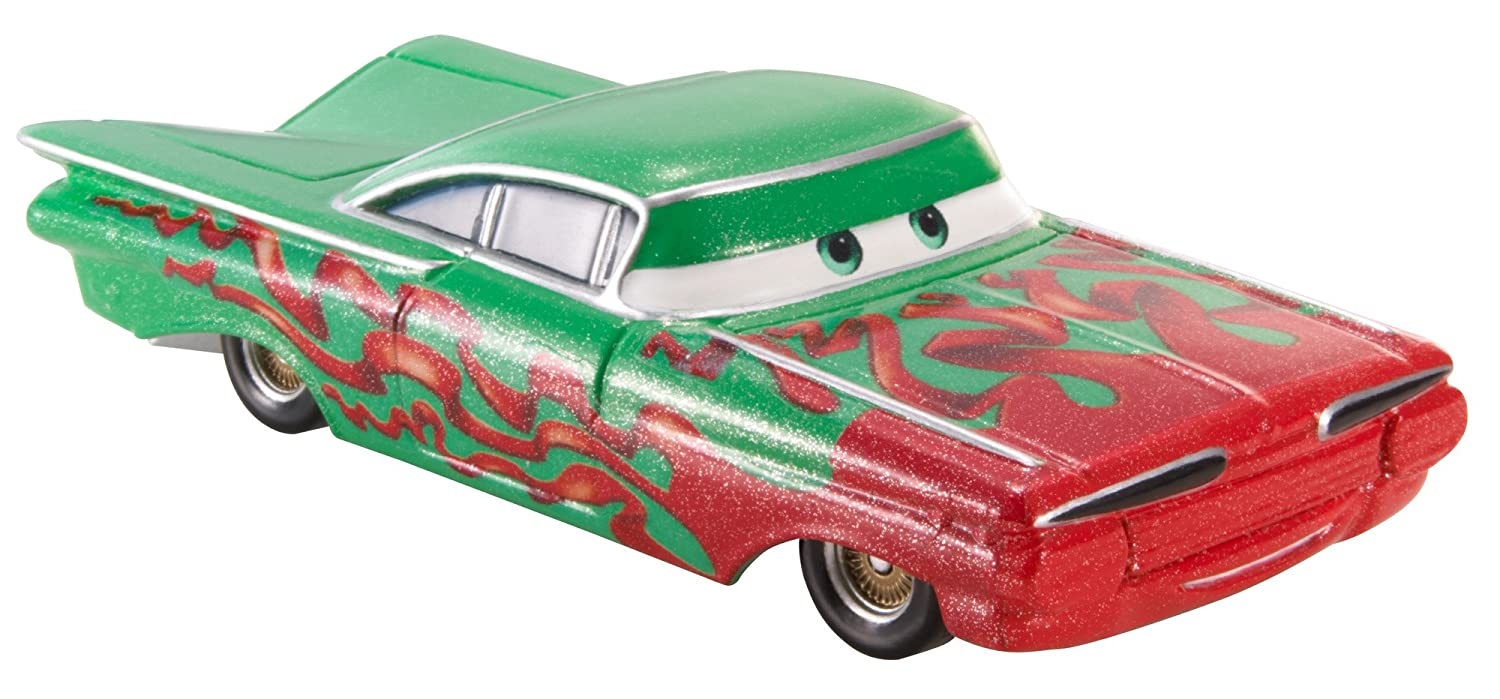 Disney/Pixar Cars Holiday Cruiser Ramone Die-Cast Vehicle Mattel DKF52