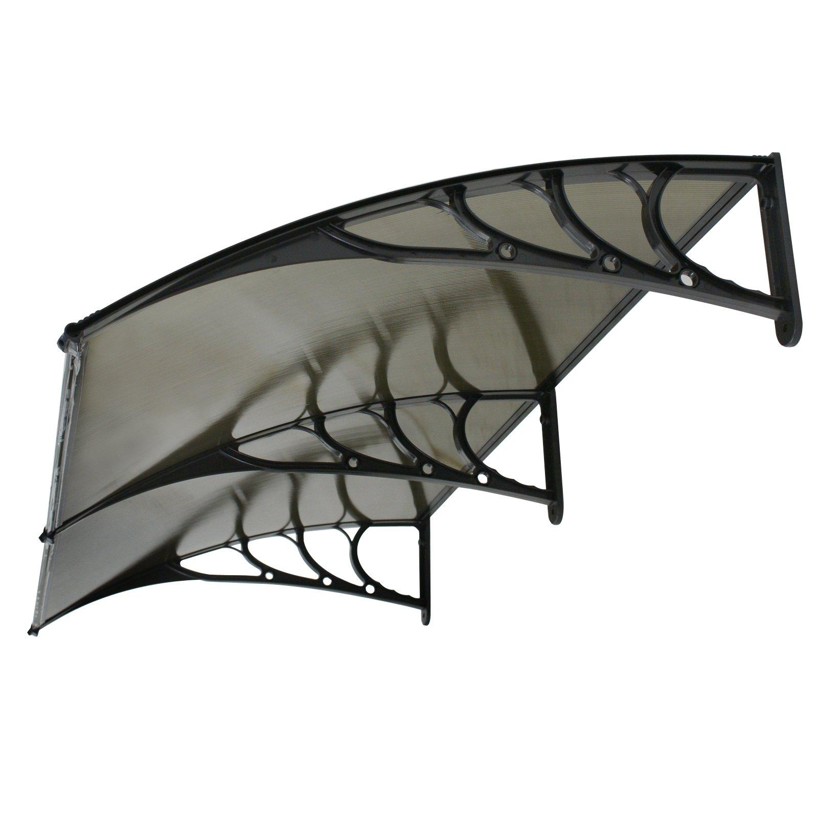 Super Deal 40 X 80 Overhead Door Window Outdoor Awning Door Canopy