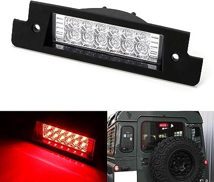 Fits Land Rover Defender 90 110 130 Front LED Side Light Bulbs Lighting Spare