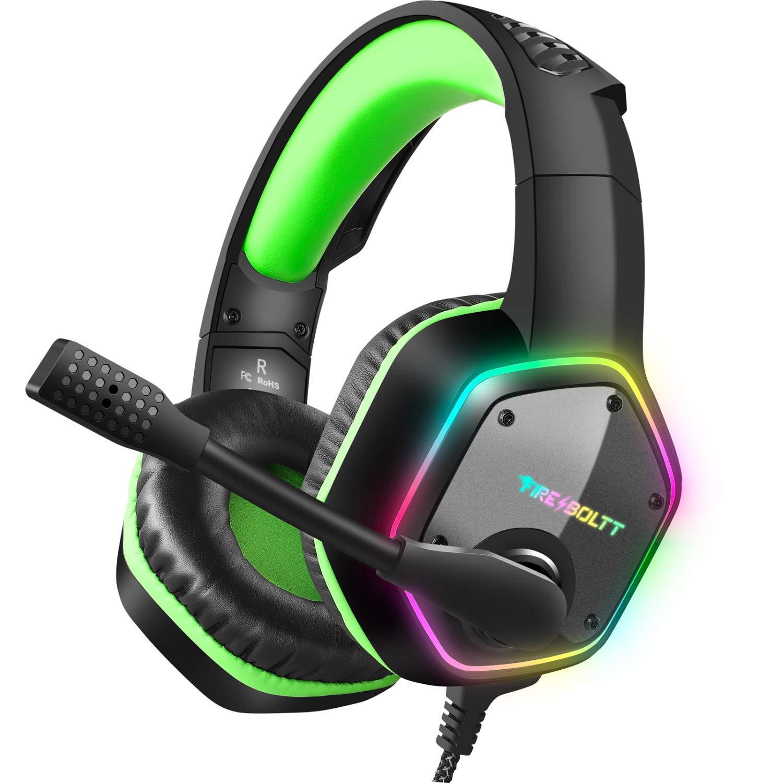 Fire-Boltt BGH1300 Gaming Headset