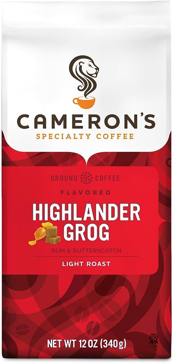 Cameron's Coffee Roasted Ground Coffee Bag