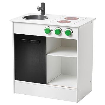 Ikea Spielküche Mint.Ikea Spielküche Nybakad Weiß