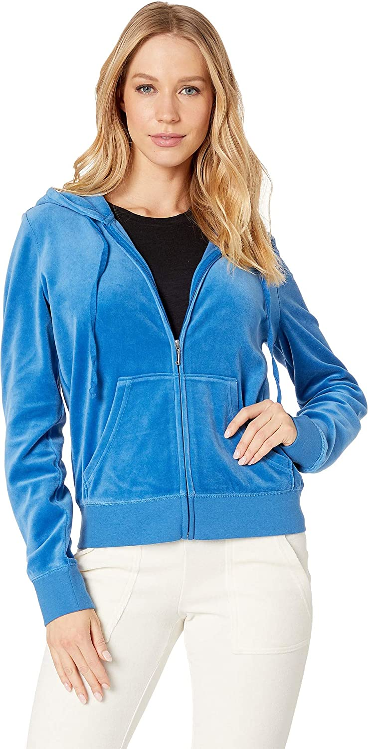 c0f121829ef1 Amazon.com  Juicy Couture Women s Crowned Couture Velour Robertson ...