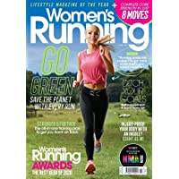 1-Year (6 Issues) of Women's Running Magazine Subscription