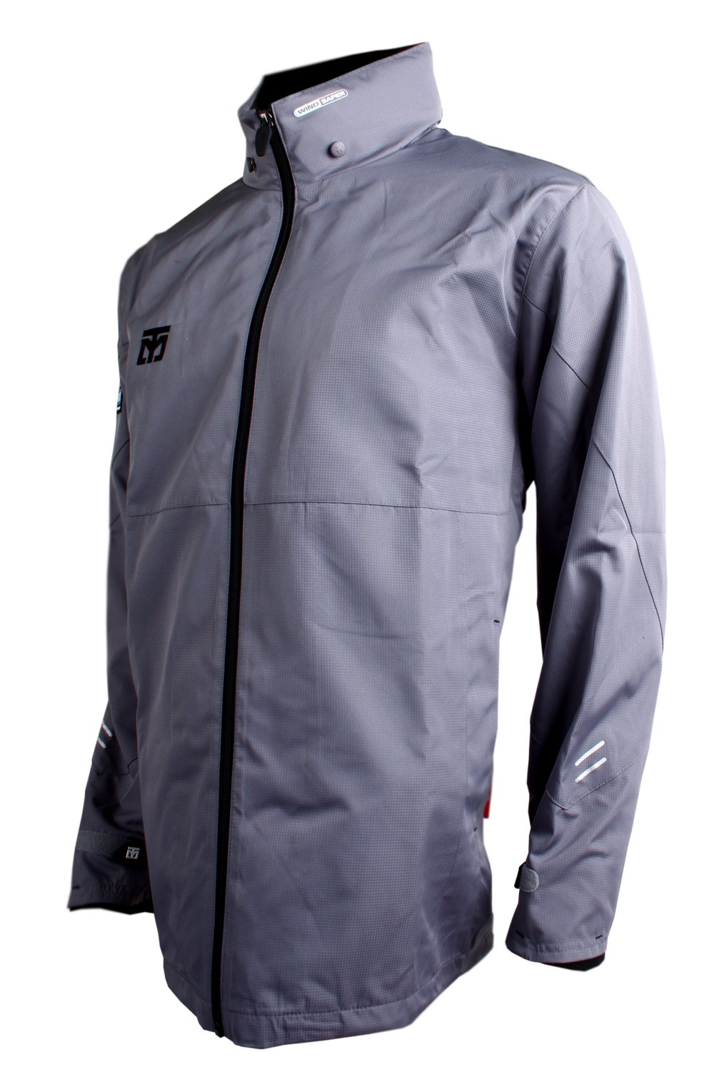 Mooto Wings Wind Breaker 4 Color Jacket Training TaeKwonDo 4.26ft to 6.88ft (Gray, 190(180cm-190cm or 5.90ft-6.23ft)) by Mooto